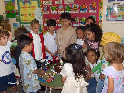 Cumpleaños Diego 2006 (7 años)