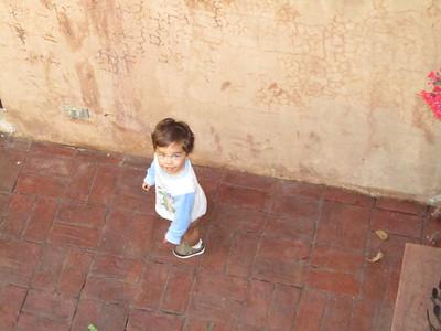 Reunión Familiar en Antigua Guatemala 6-7 agosto 2011