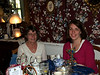Inside the Tearoom - Mom & Sophie