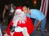 Convivio de Navidad de Urbanización Los Pinos, Santo Domingo, RD. Diciembre 2007