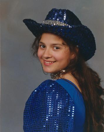 Tammy Bertch 1997 age 12