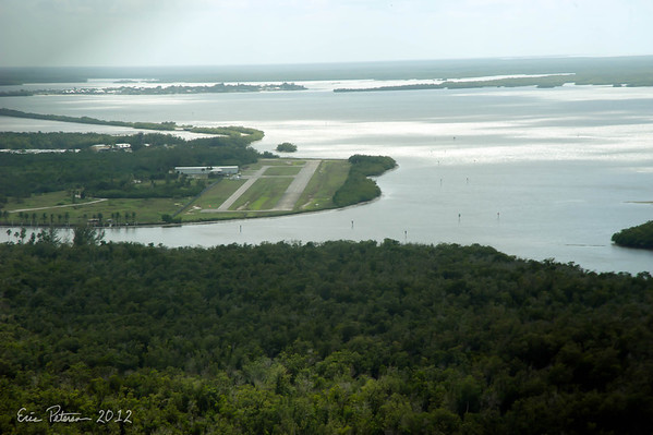 Landing at Everglades City