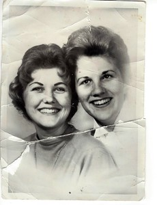 Mae and Annette