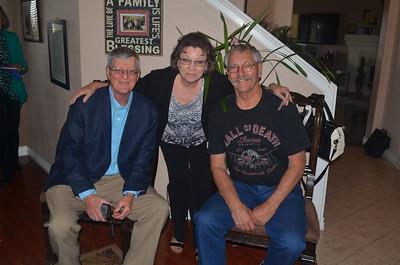 Dean, Sandy and Allen.