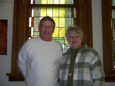 Larry & Jackie Hinz
