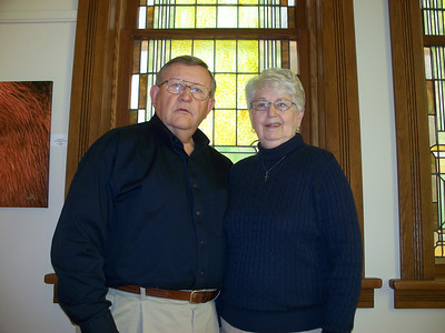 Roger & Charlene