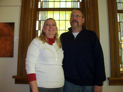 Jim (son) & Sheri Miedtke