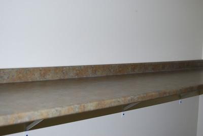 Folding counter