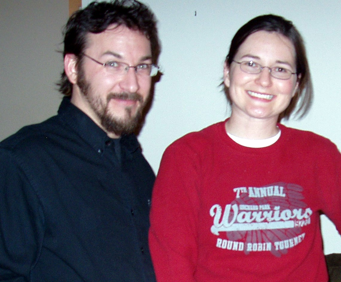 Tony & Monica,    001