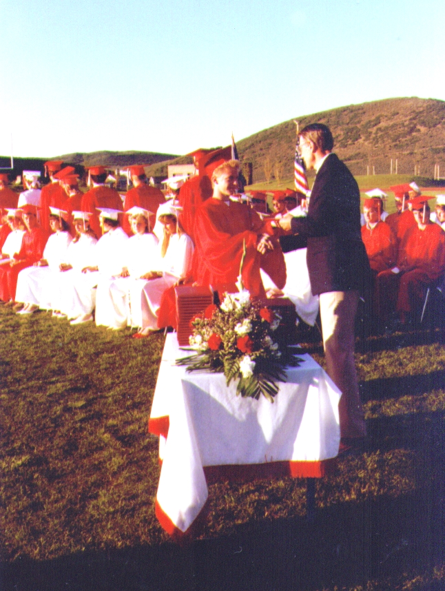 Russel Eldredge, Highschool Graduation, Park City, UT