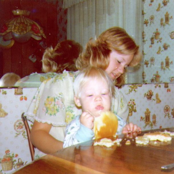 Mona & Nate, September 1974