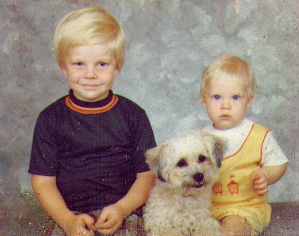 Rusty,Scruffy & Nate