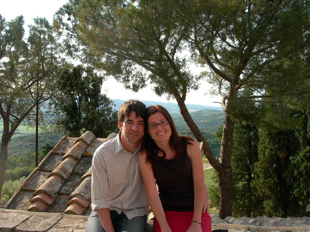 castello banfi, montepulcia