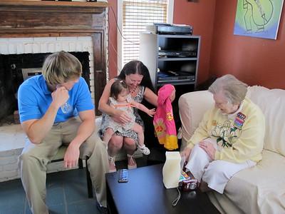 Grandma's 80th Birthday Party