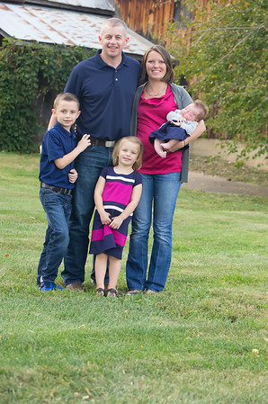 Eckley Family