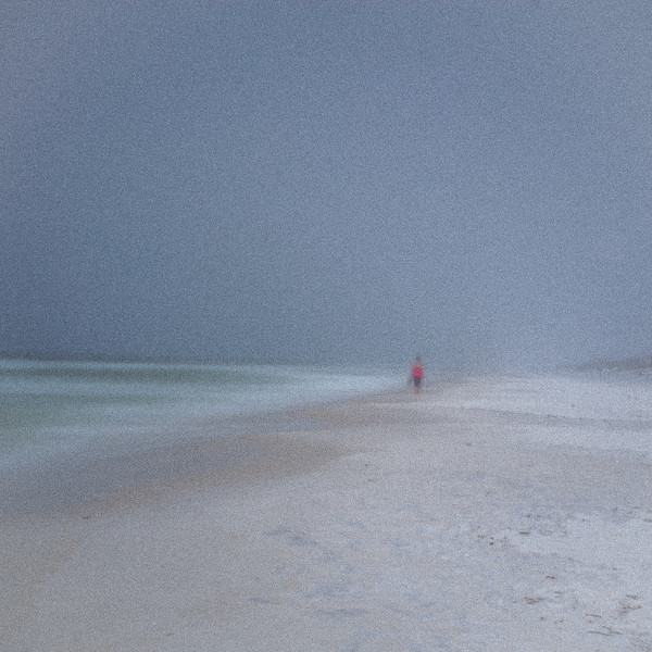 RAINY DAY ON GRAYTON BEACH