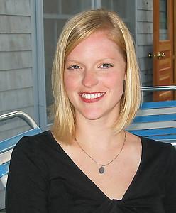Joanna, Clairmont Hotel, Southwest Harbour, Maine 2004