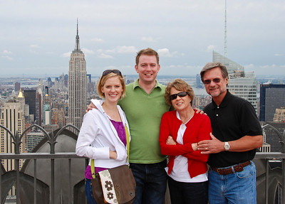 Top of the Rock (Rockefeller Plaza)