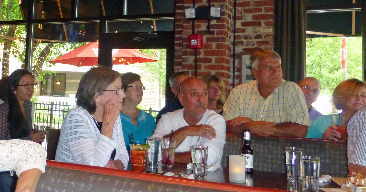 Mary's Retirement Party  6/28/2015