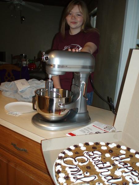 March 8, 2009 BIRTHDAY GIRL