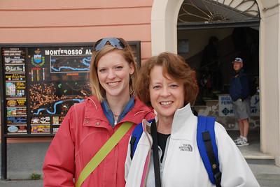 Joanna & Hannah, Monterosso, Italy