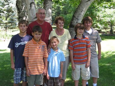 FERGOT family.2010Reunion