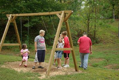 FItzhugh Family Reunion September 2010