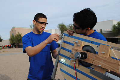 First Robotics Arizona Regionals 2013