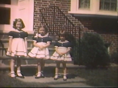 16mm vignettes of Fagan family