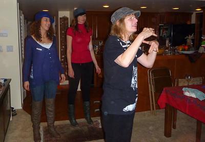 ZumRena, Cheryl, and Radell