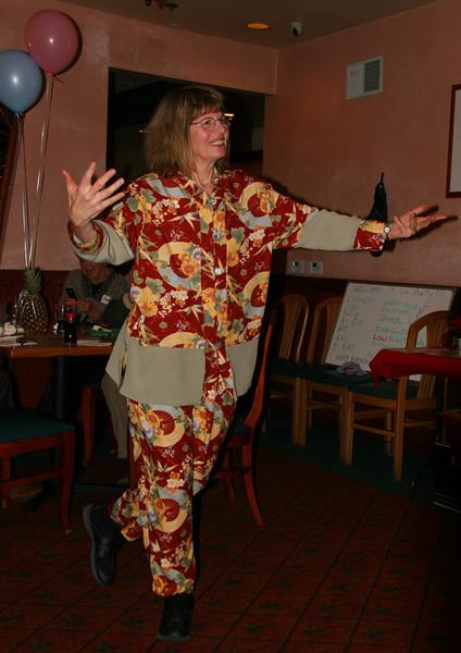 ZumRena at her birthday party