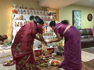 Fall 2016 Golu, Family Events