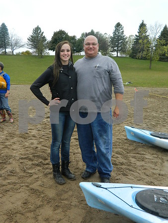 Katie and Brad Frana