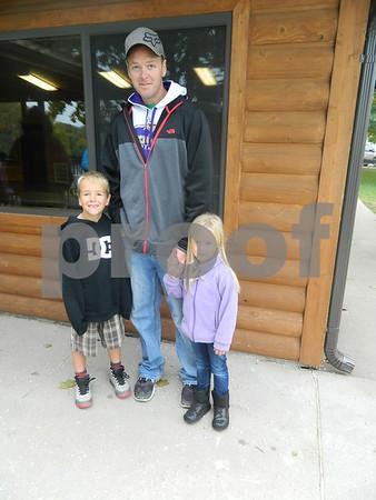 Adam, Dalton and May