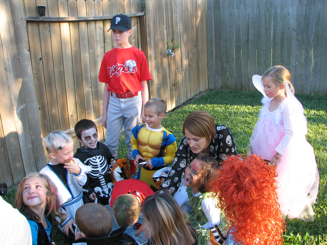 Lopez Annual Halloween Party