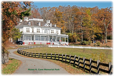 Moses H Cone Memorial Park