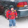 paul in snow