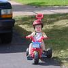 trike pedalling