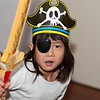 Piraat Caroline.