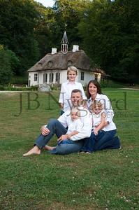 Baker Family 2010  7256