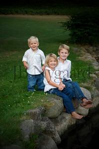 Baker Family 2010  7285