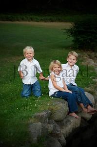 Baker Family 2010  7295