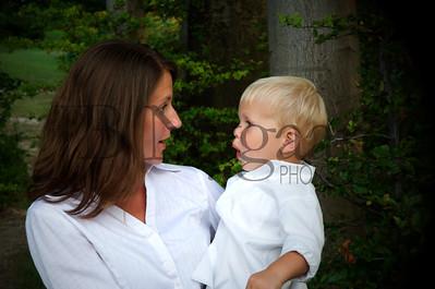 Baker Family 2010  7311