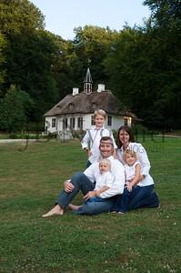 Baker Family 2010  7258