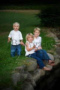 Baker Family 2010  7288