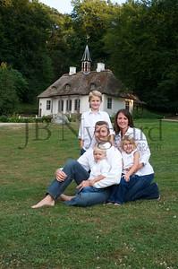 Baker Family 2010  7257