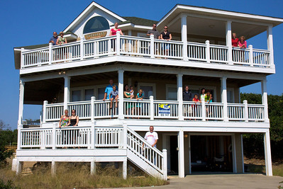 Southern Shores, Outer Banks, NC 2009