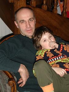 Fabrice & Aurelie 2007