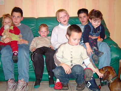 neveux & nieces 2004