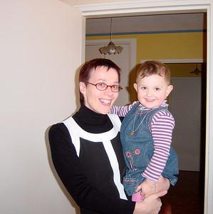 Vero & Aurelie 2003